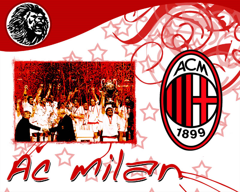 AC Milan football wallpaper