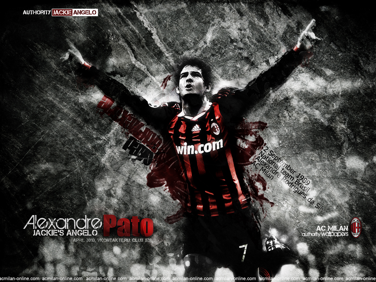 Alexandre Pato - Wallpaper Hot