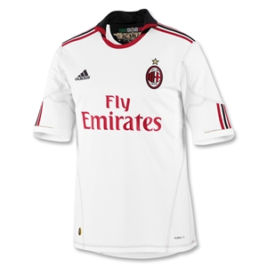 10-11 AC Milan Away Shirt