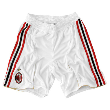 10-11 AC Milan Home Away Shorts